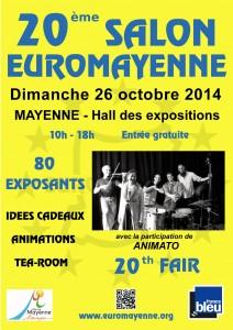 20ème salon EuroMayenne