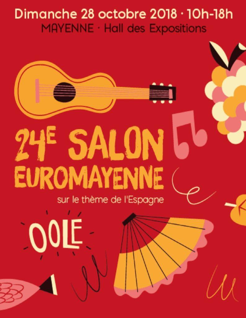 2018 24th Salon EuroMayenne