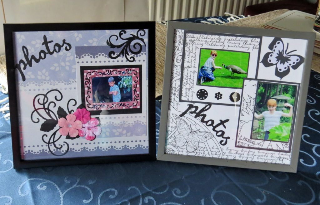 Photo frame October 2016