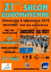 affiche euromayenne salon 2015