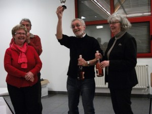 Quiz 2016 winners