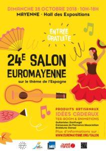 affiche salon euromayenne 2018