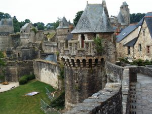 Fougeres château photo
